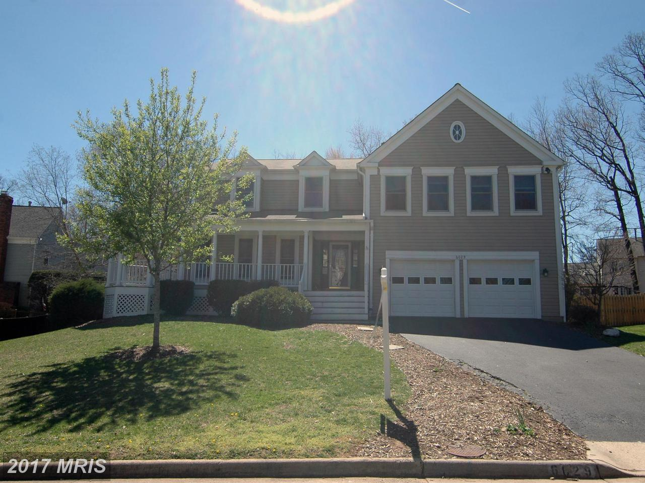 6029  Forest Run,  Clifton, VA