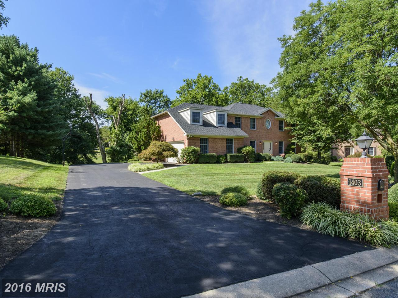 1403  Muirfield Close,  Bel Air, MD