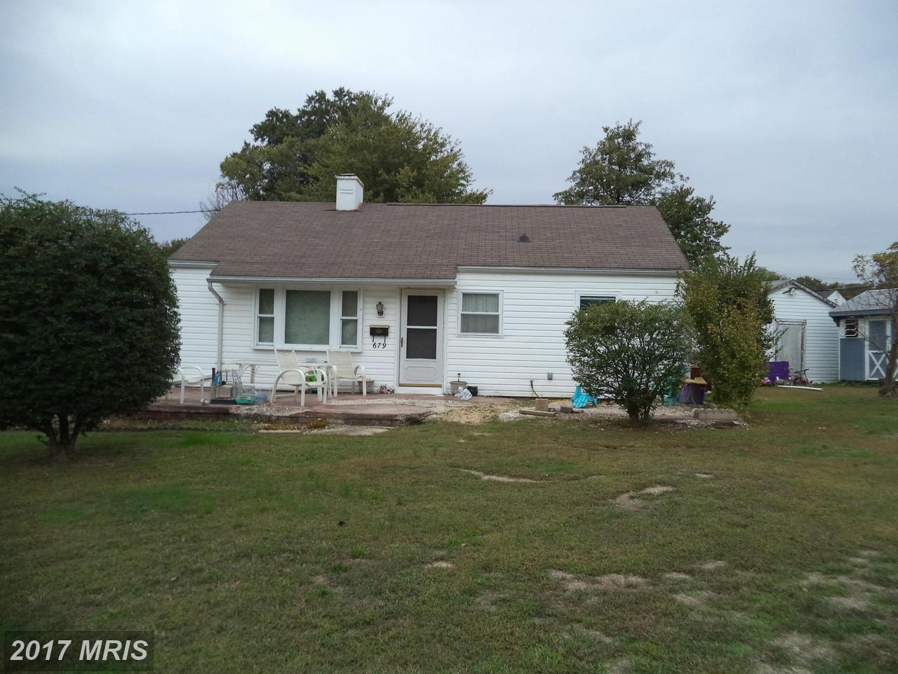 679  Custis,  Aberdeen, MD