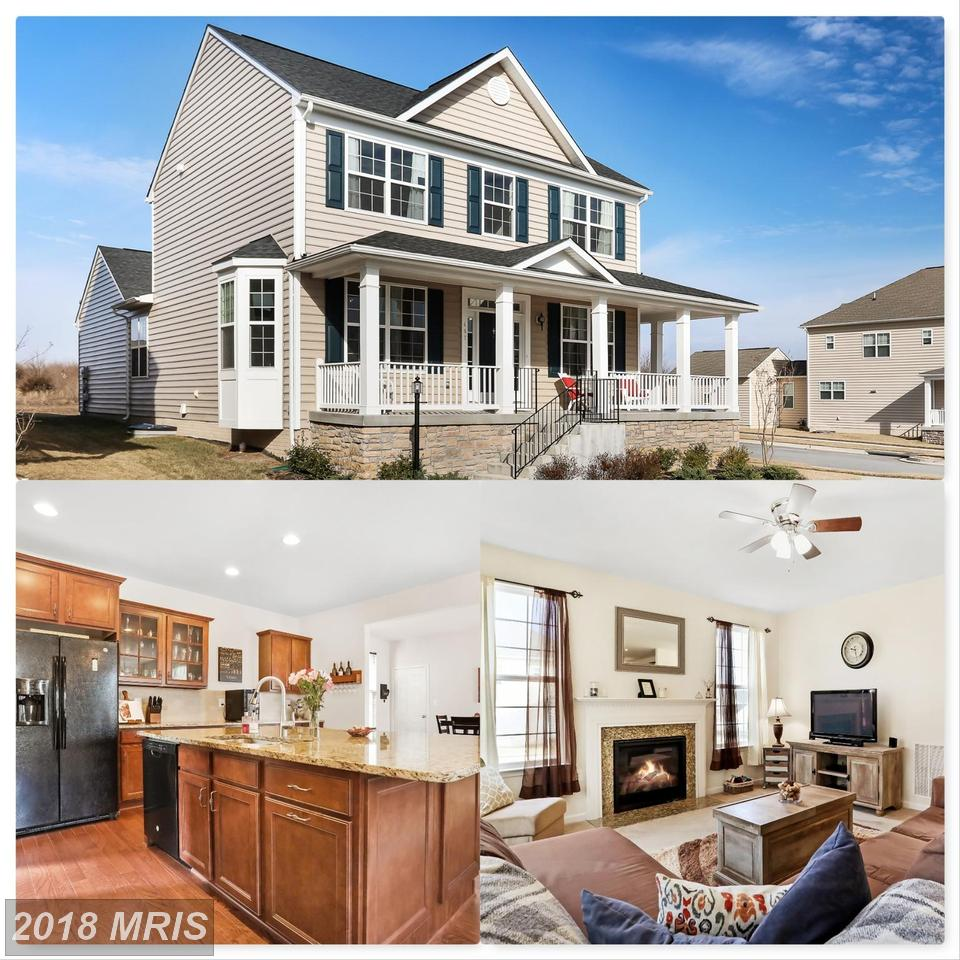 Homes for sale in the Huntfield subdivision | charles town, WV ...