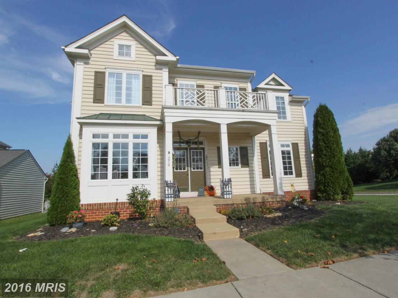 278  Prospect Hill,  Charles Town, WV