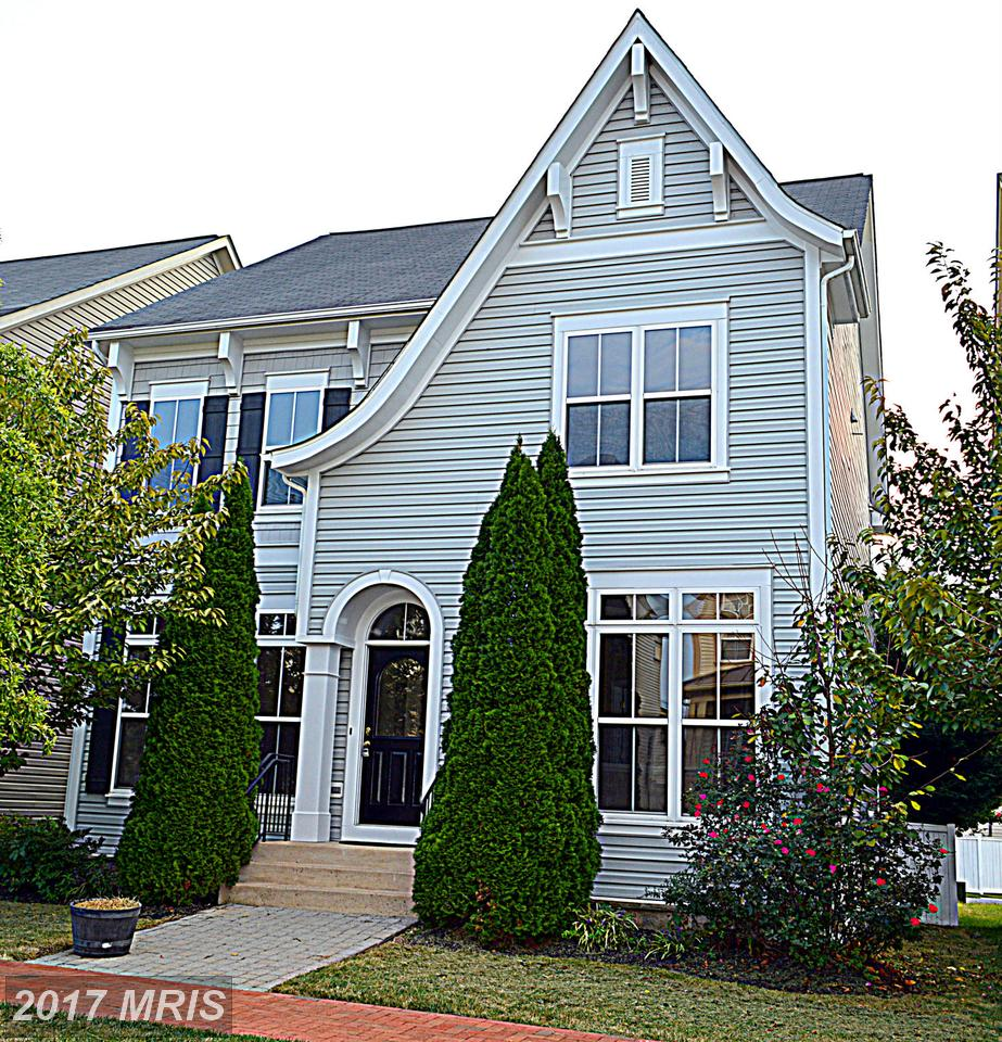 Homes For Sale In The Clarksburg Town Center Subdivision