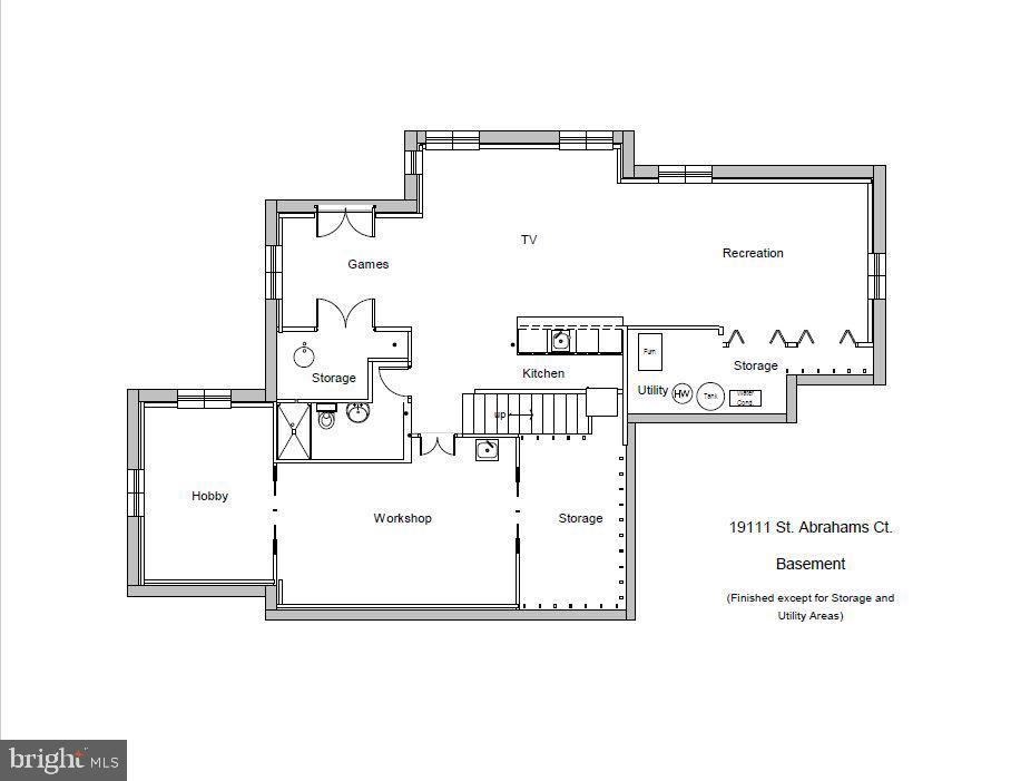19111 Saint Abrahams, Hampstead, MD, 21074