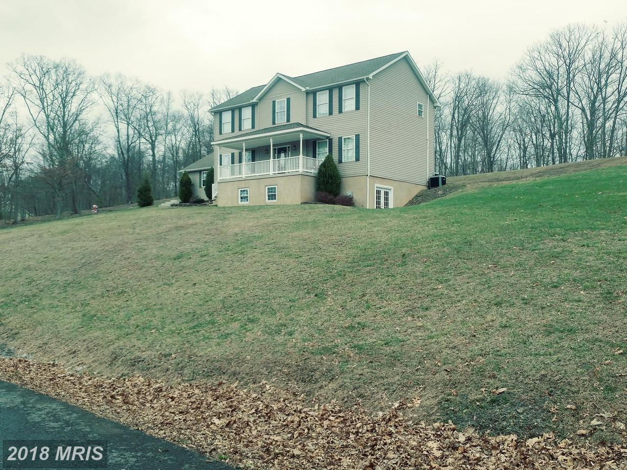468  Colonial Heights Dr.,  Fort Ashby, WV