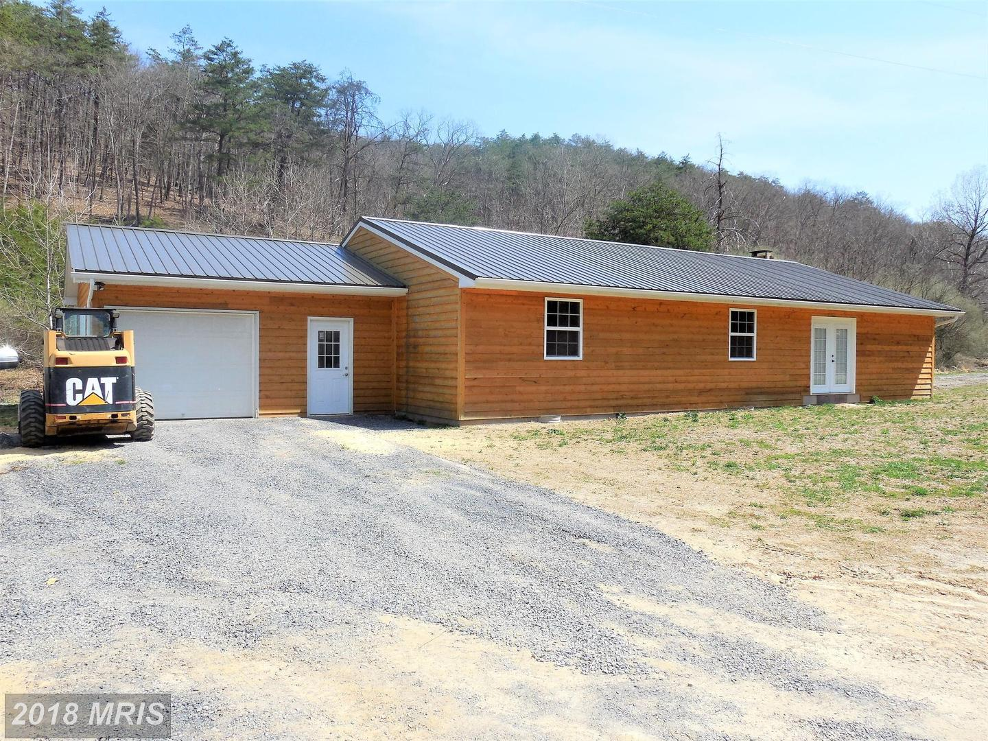 1754  Bluffs Mill,  Fort Ashby, WV