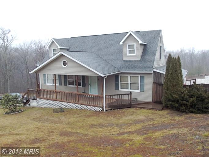 14003  WOODSEDGE ROAD,  FORT ASHBY, WV