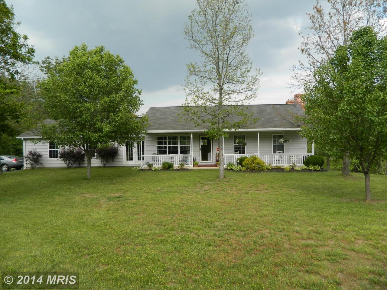 830  Foreback,  Fort Ashby, WV