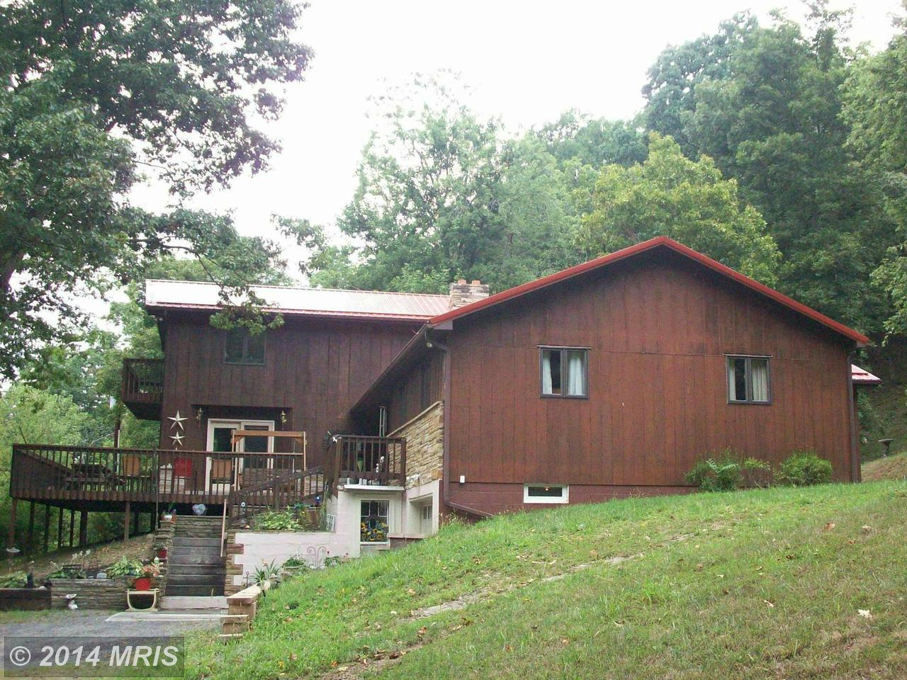 589  Dennison Hollow,  Fort Ashby, WV