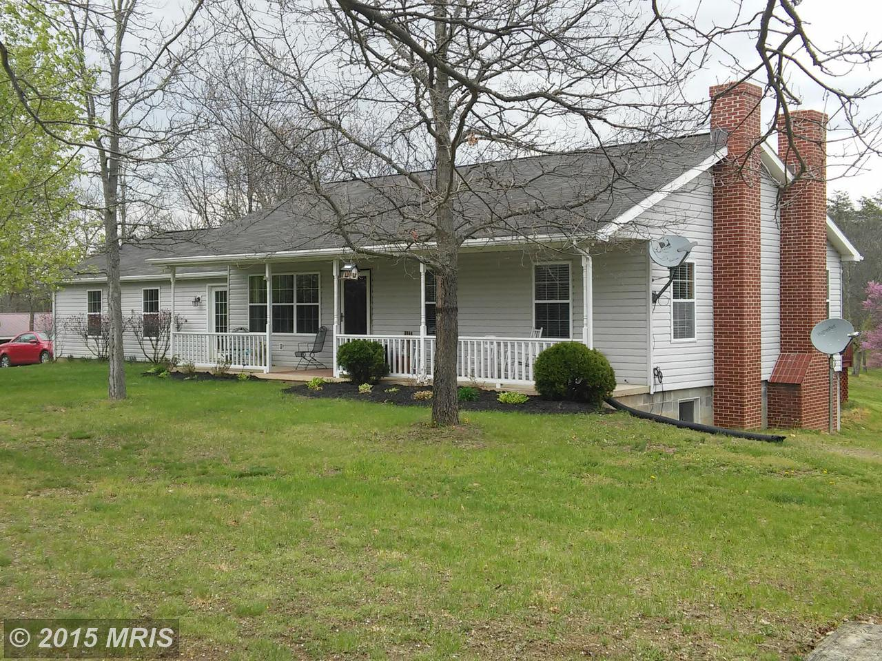 830  Fore Back Road,  Fort Ashby, WV