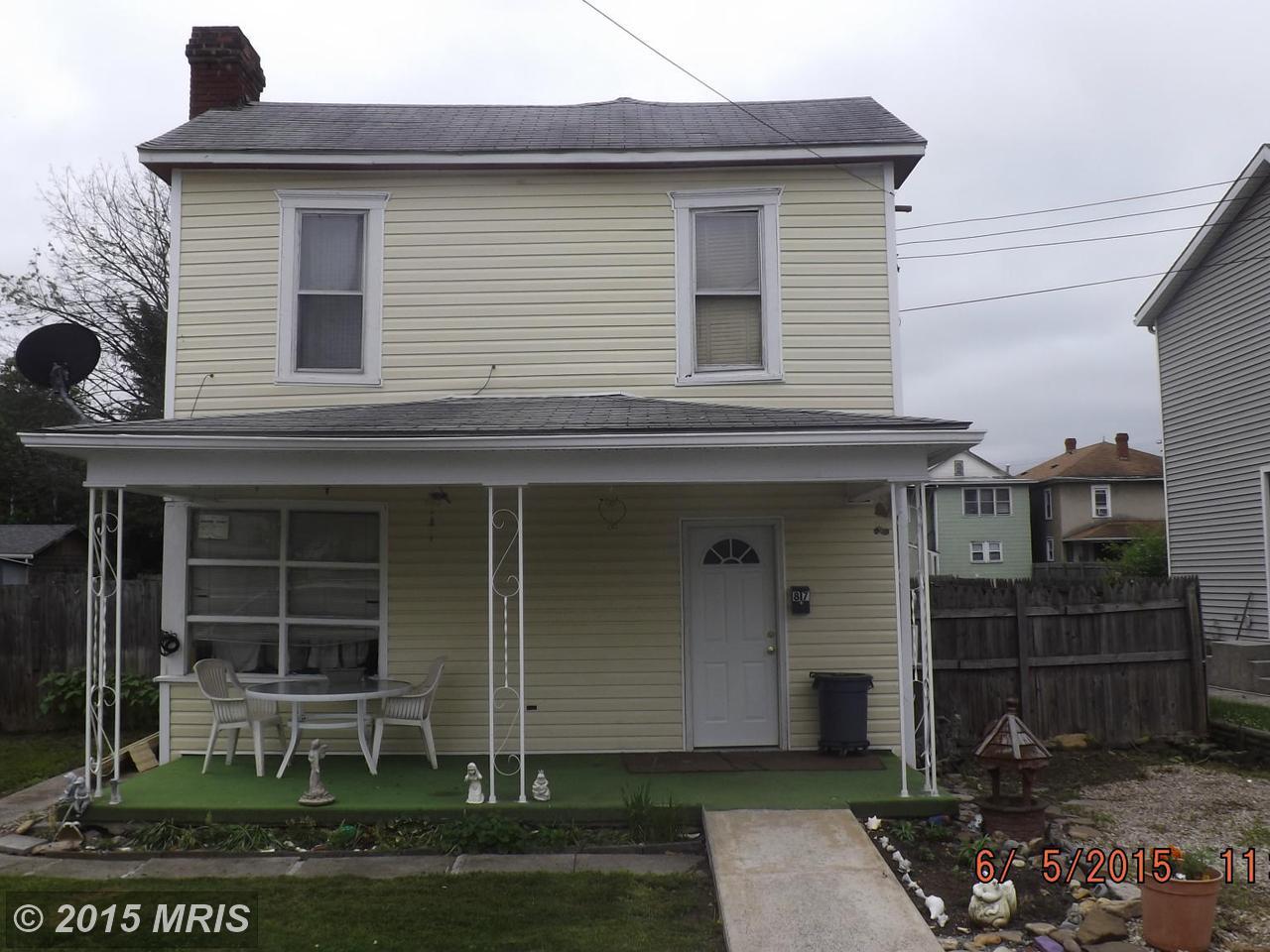 87  Maryland,  Keyser, WV