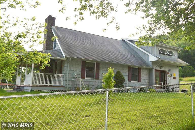575  Glen Echo Farm Road,  Fort Ashby, WV