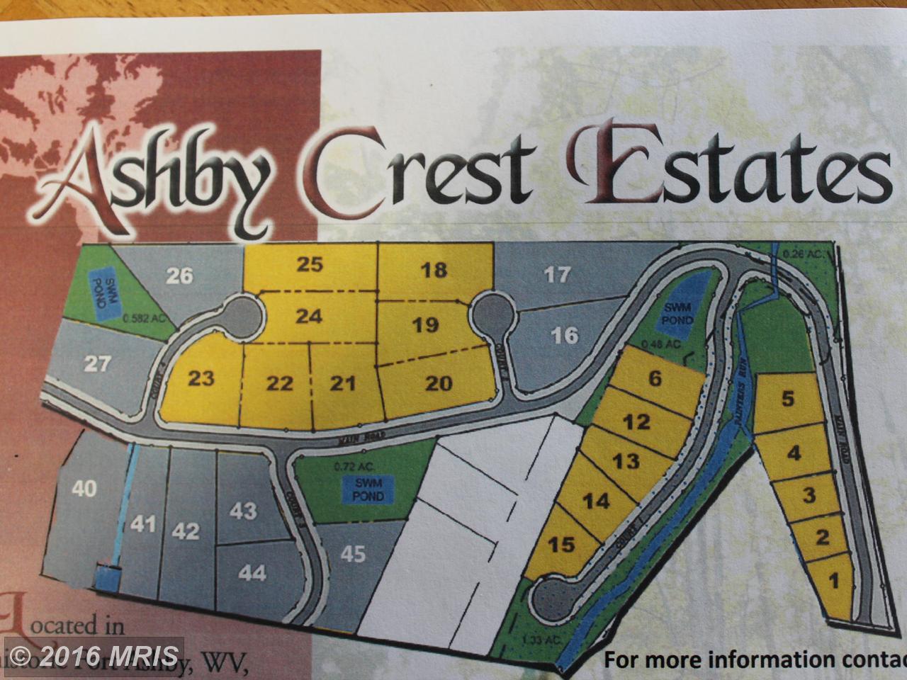 25  Piney Hillside,  Fort Ashby, WV