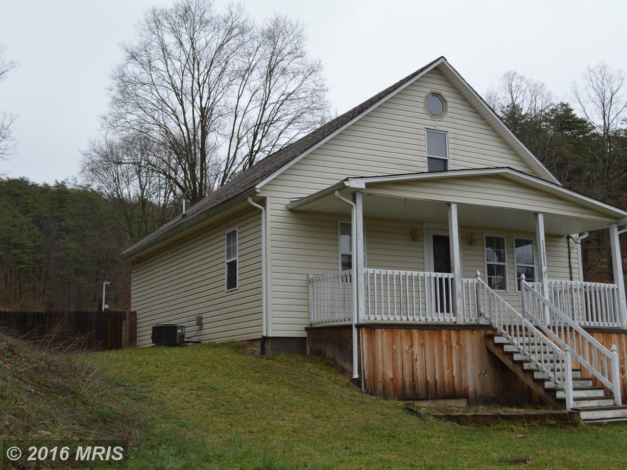 11683  Frankfort,  Fort Ashby, WV