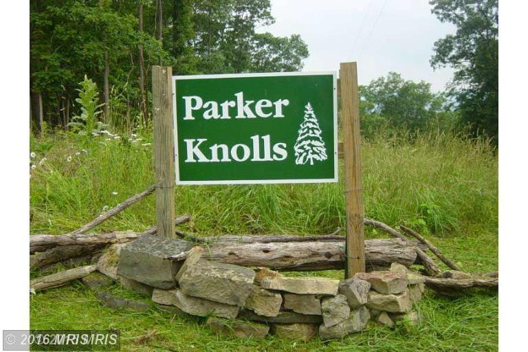 Lot #4 Parker Knolls,  Burlington, WV