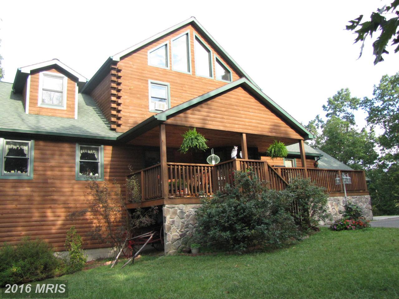 192  Tyler,  Fort Ashby, WV
