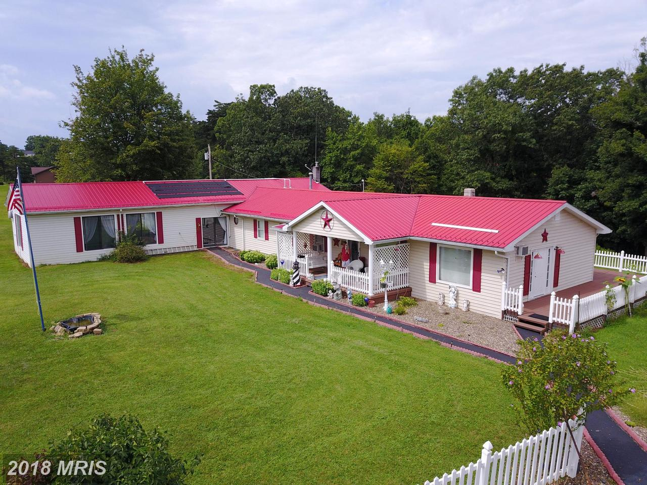 3034  Donaldson Loop Road,  Fort Ashby, WV