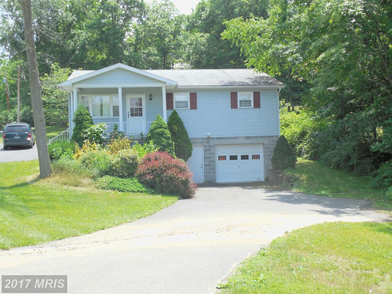 160  Mark,  Fort Ashby, WV