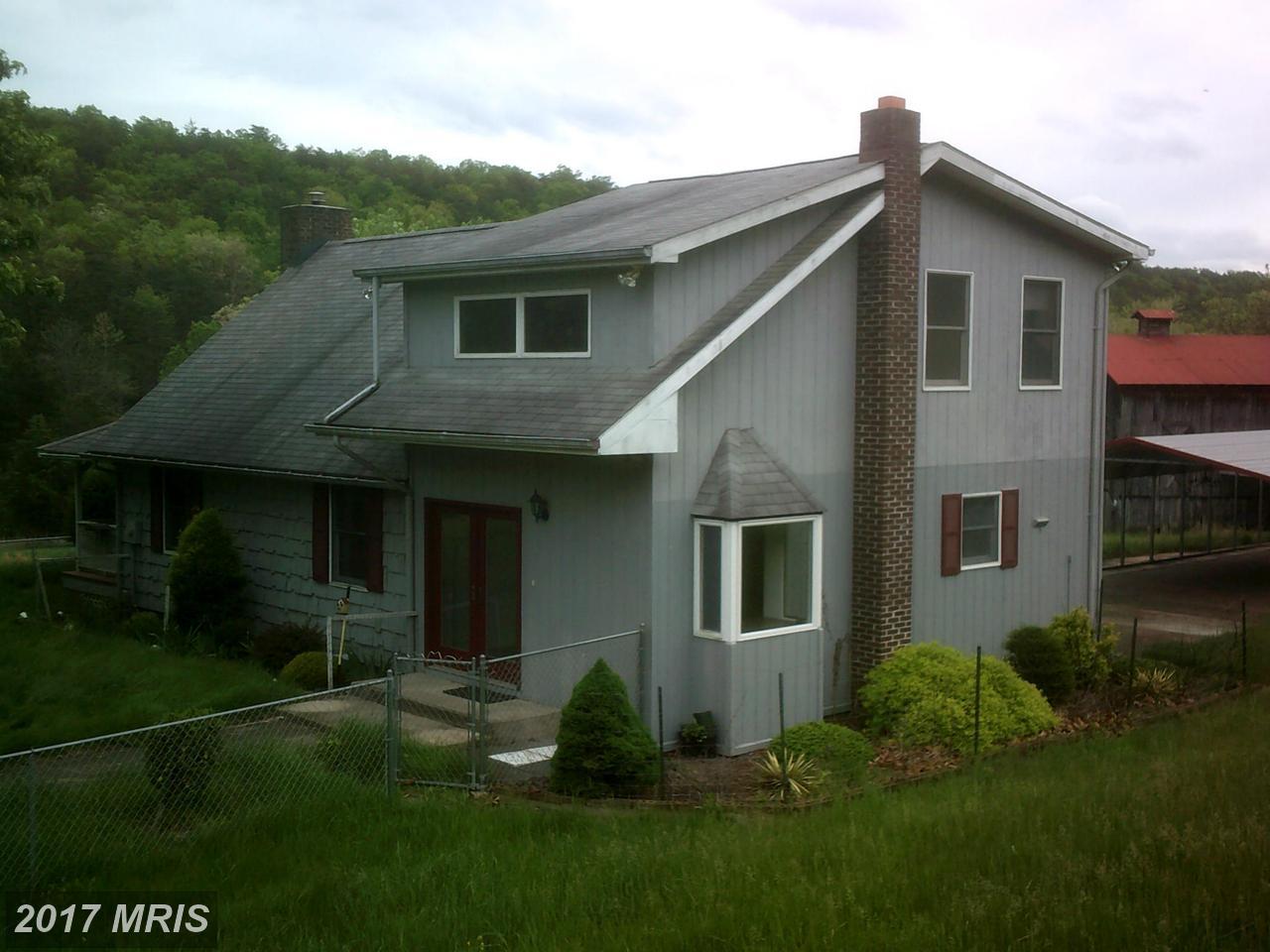 575  Glen Echo Farm,  Fort Ashby, WV