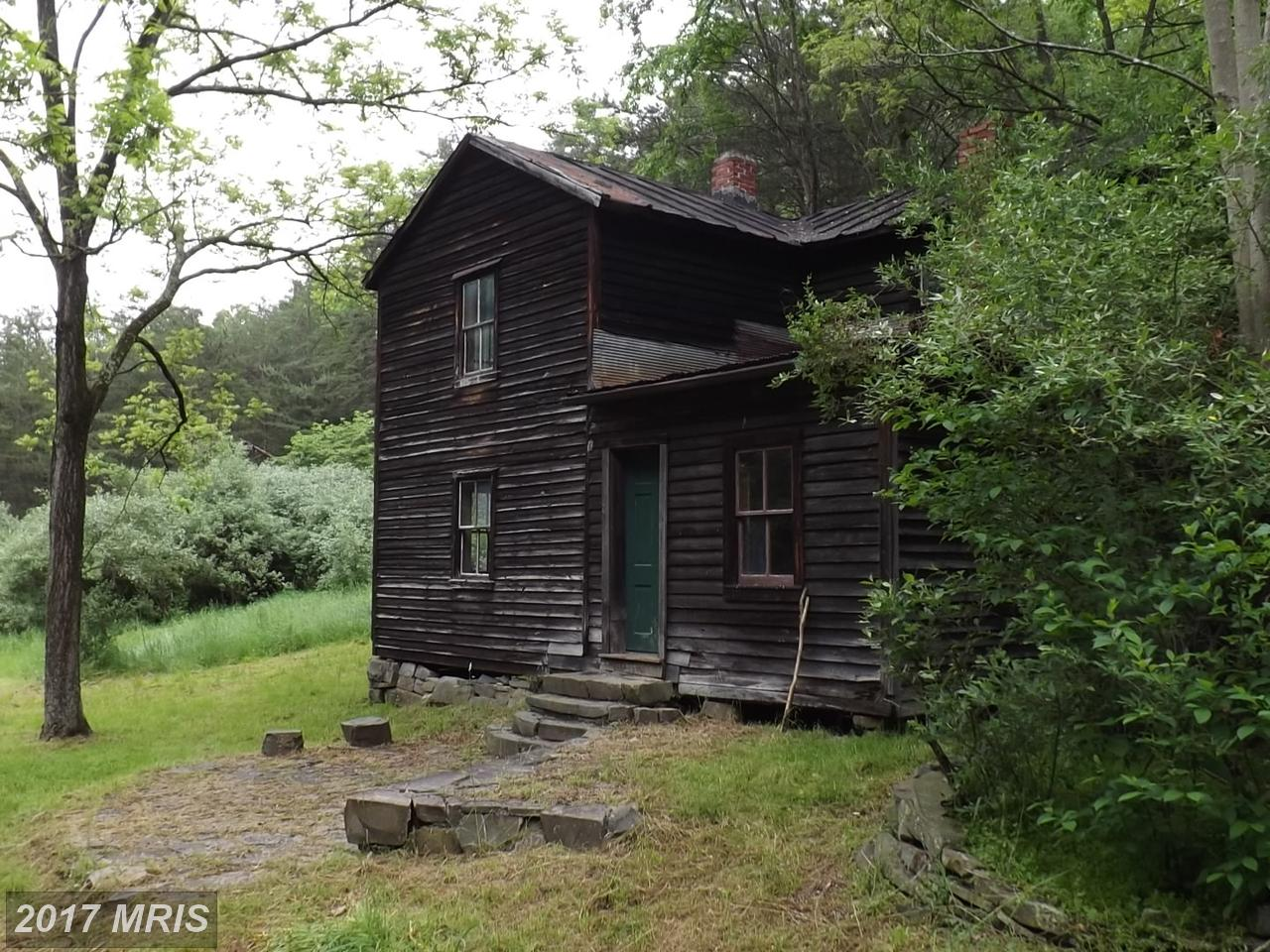 Broad Hollow,  Fort Ashby, WV