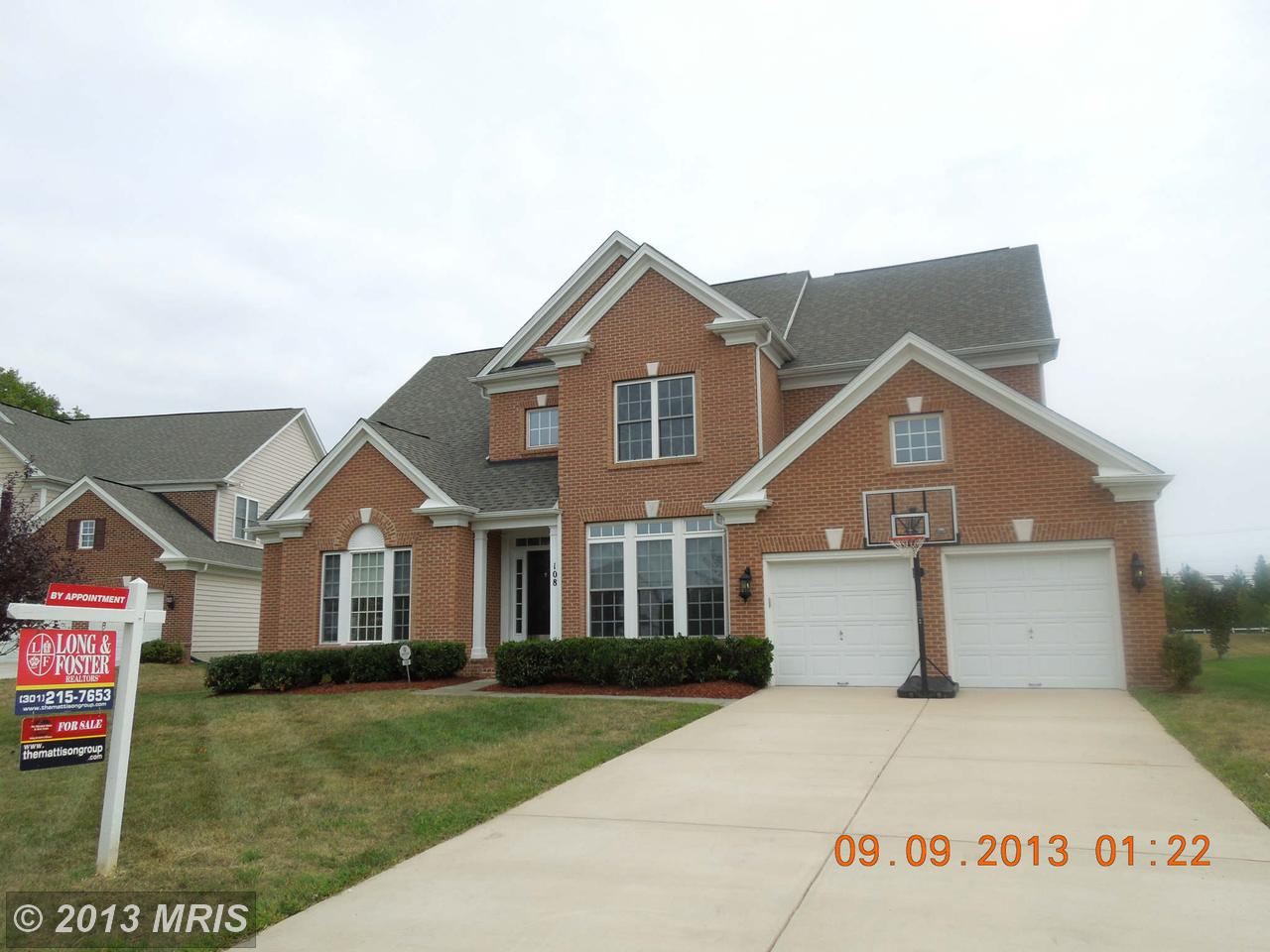 108  GARDEN GATE,  UPPER MARLBORO, MD
