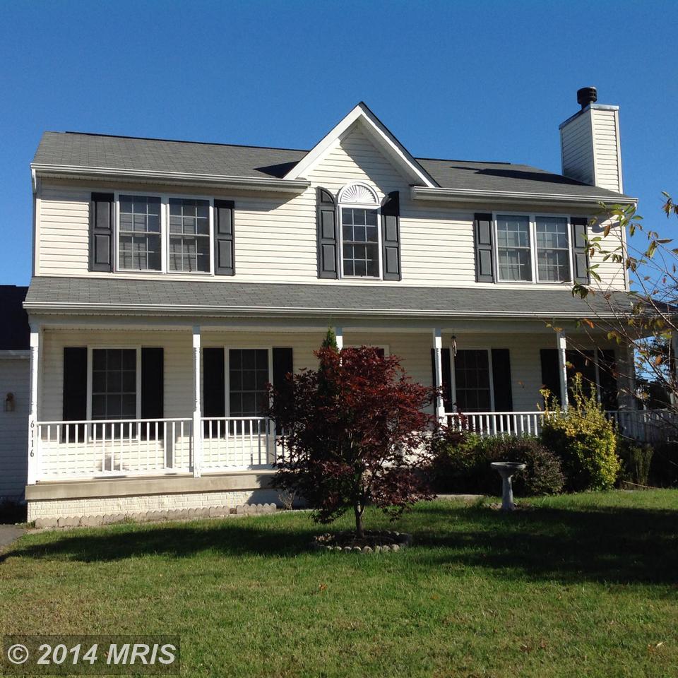 6116  Sunny Meadows,  Fredericksburg, VA