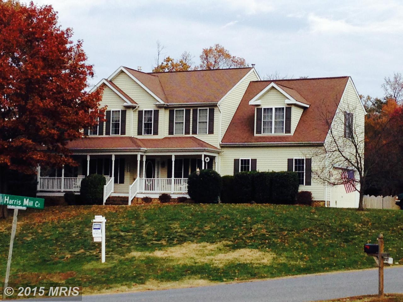 11700  Harris Mill,  Fredericksburg, VA