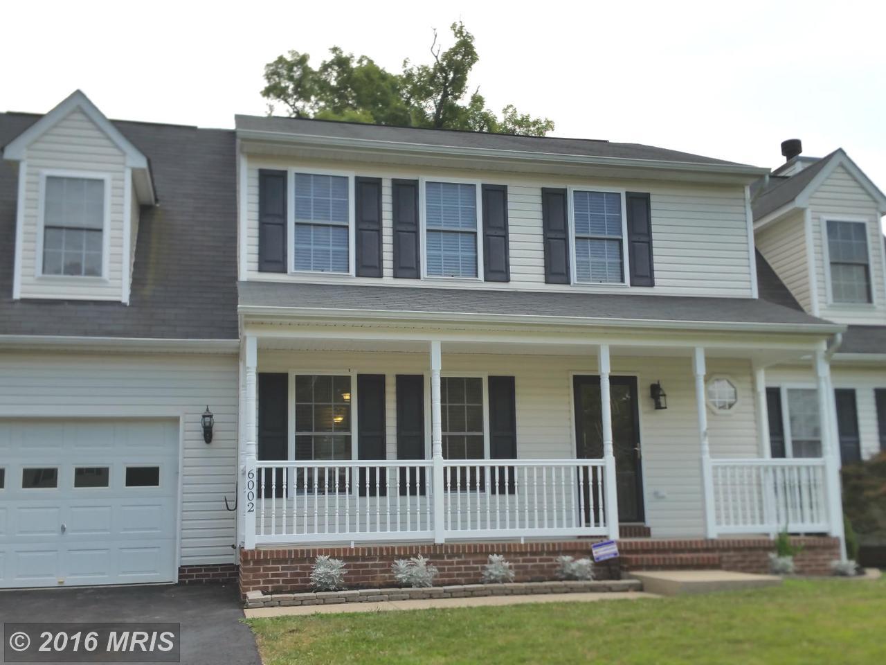 6002  Sunny Meadows,  Fredericksburg, VA