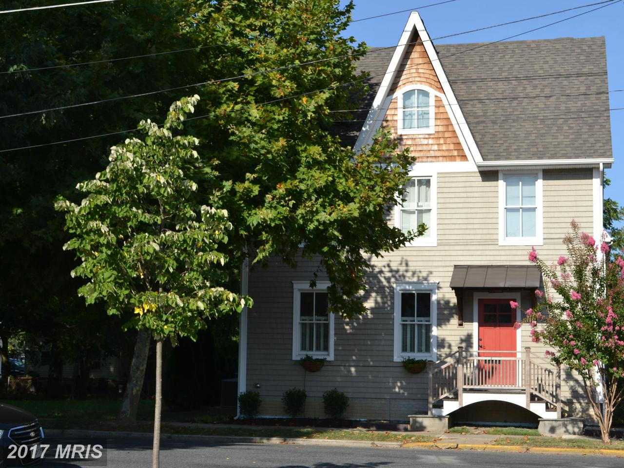 Homes For Sale In The Historical District Of Easton
