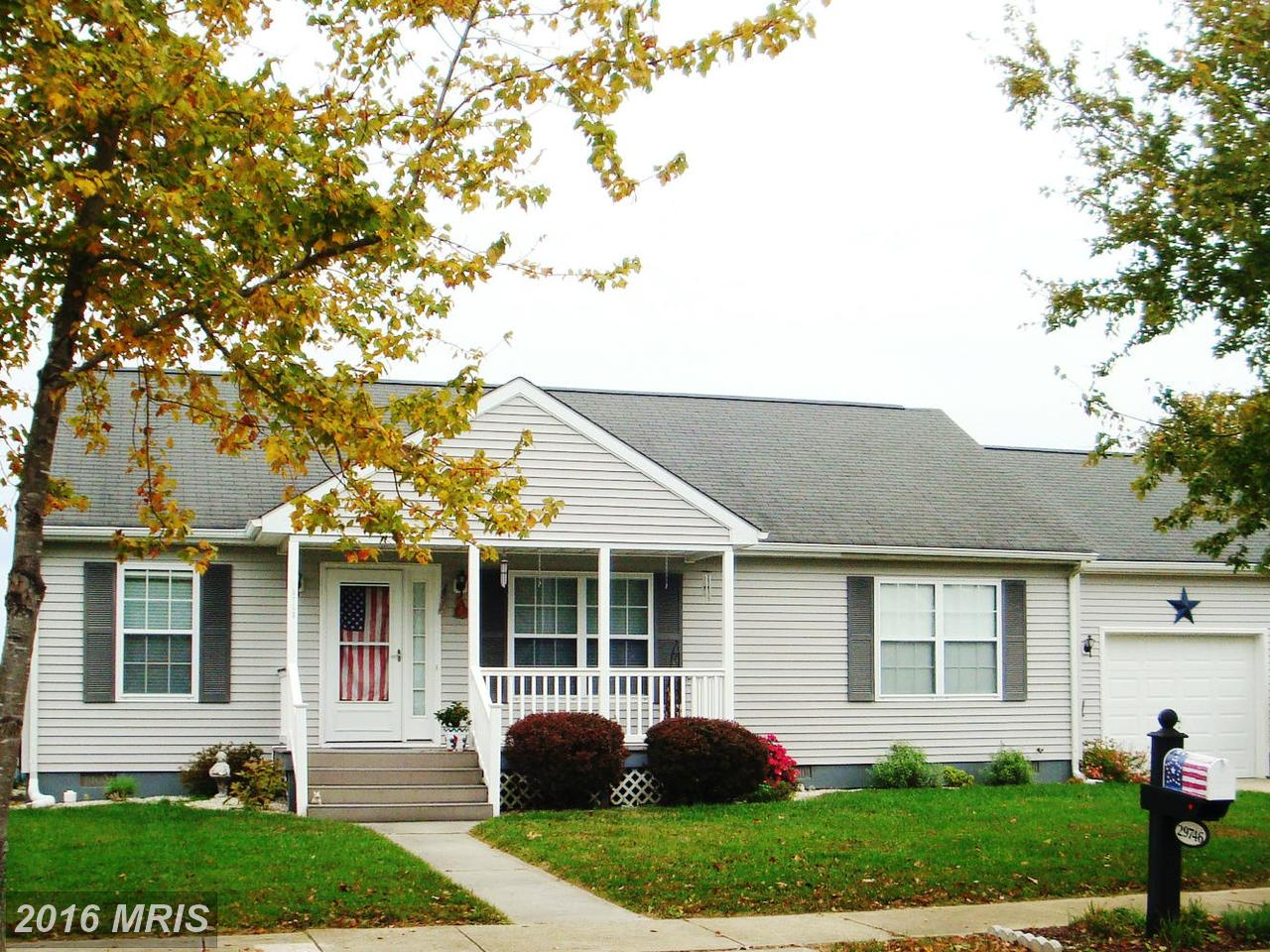 Homes For Sale In The Waylands Subdivision Easton Md