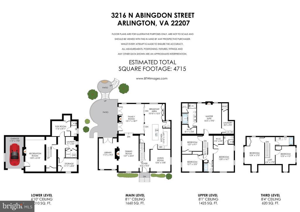 3216 Abingdon, Arlington, VA, 22207