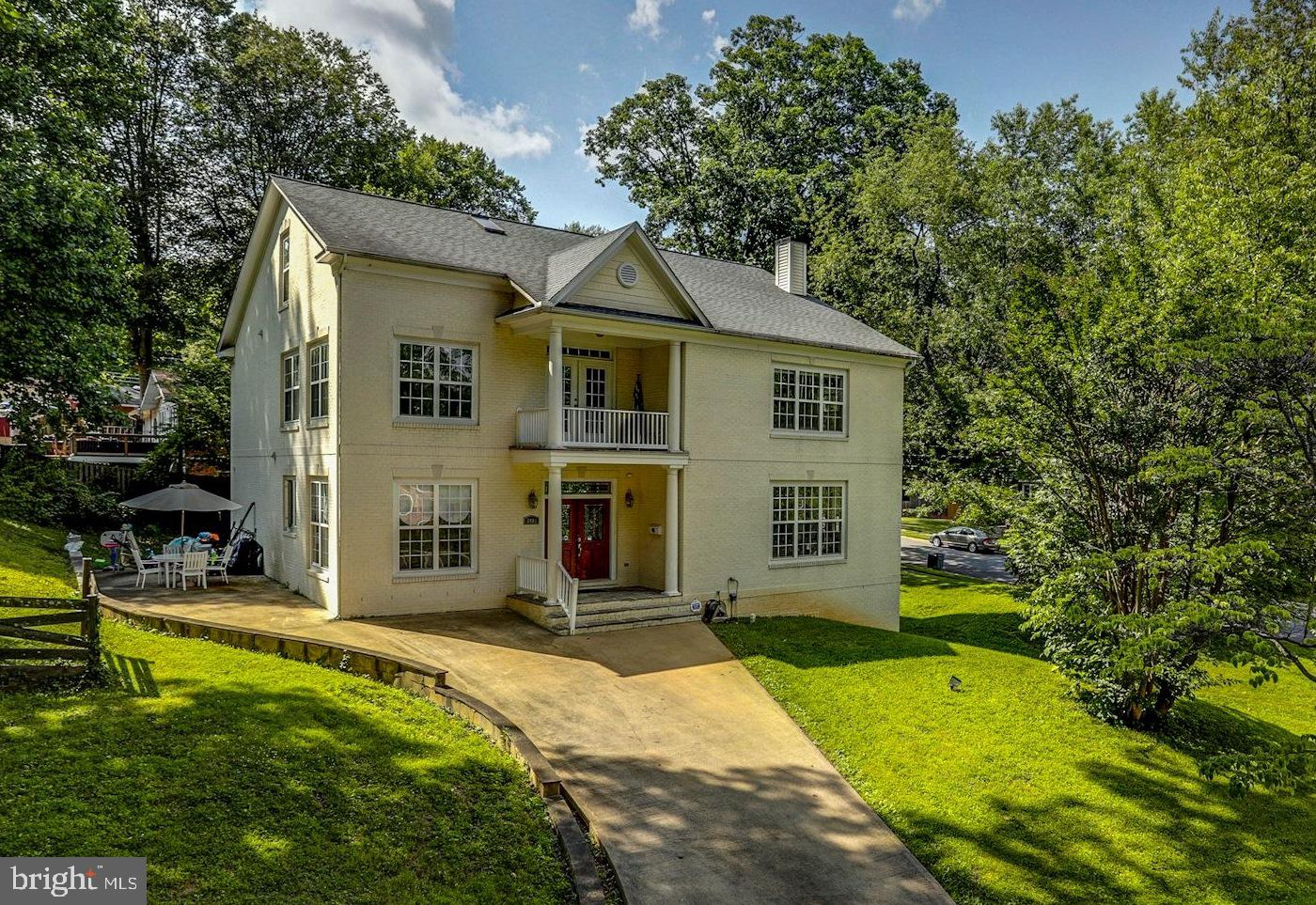 3401  Park Hill,  Fairfax, VA