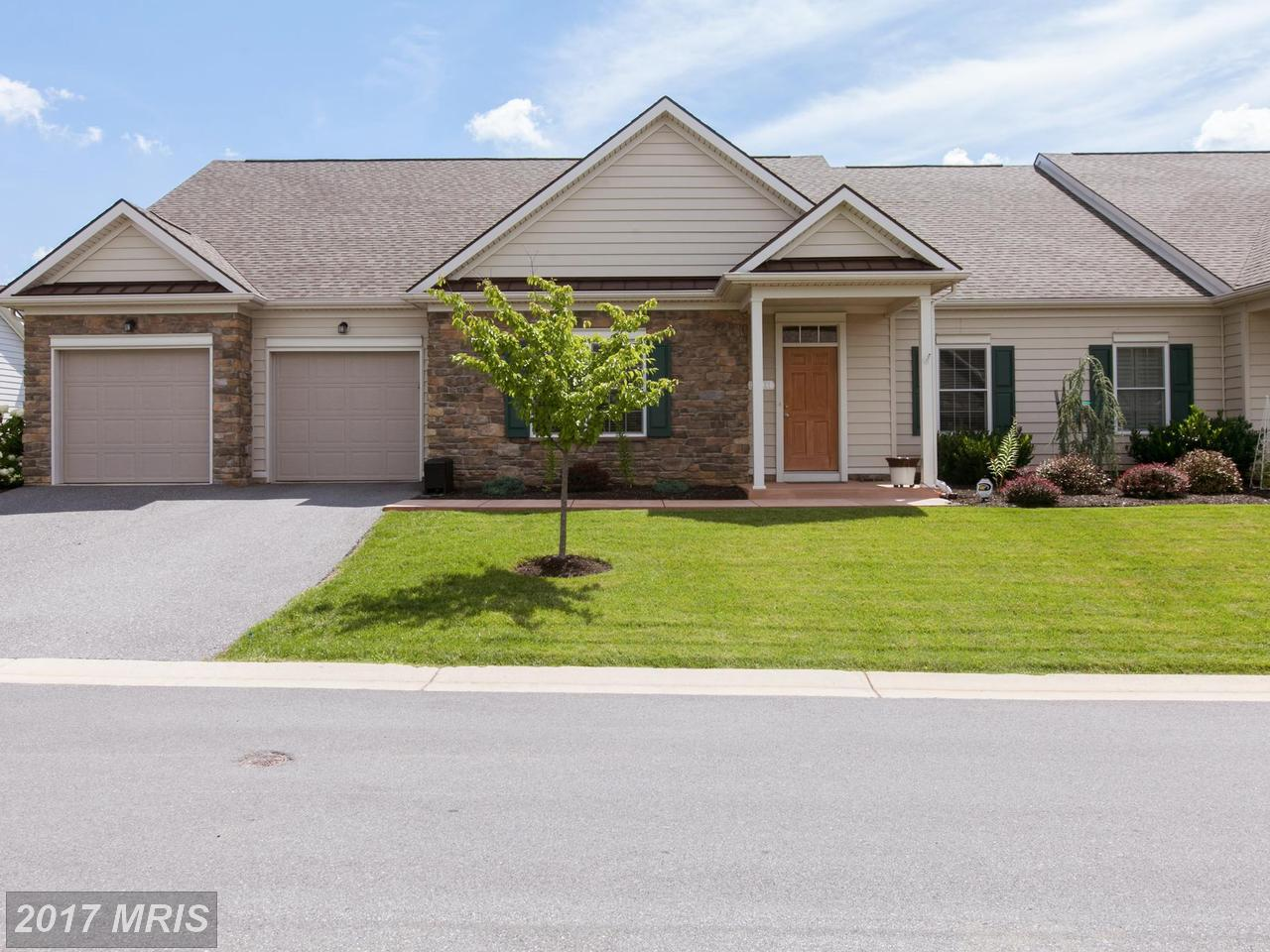 Homes For Sale In The Cortland Villas Subdivision Hagerstown Md Real Estate
