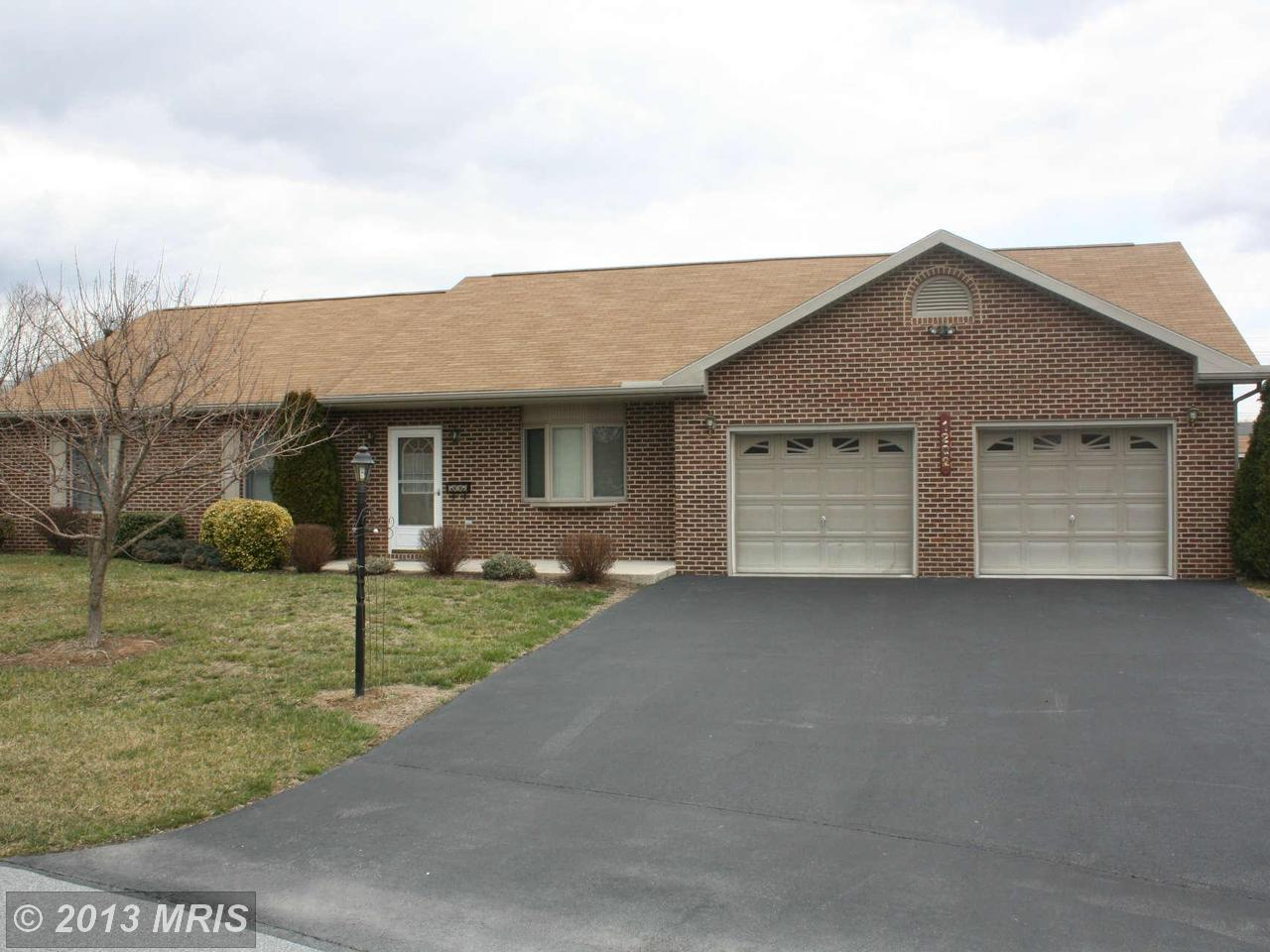 1202  HILLBROOK,  HAGERSTOWN, MD