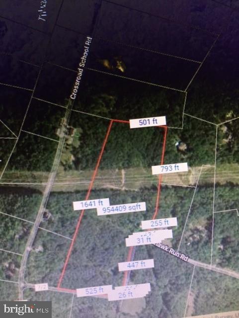 Tomahawk Run Rd., Hedgesville, WV, 25427