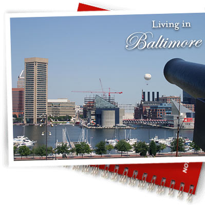 Downtown Baltimore City