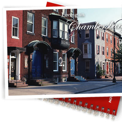 Chambersburg PA Real Estate